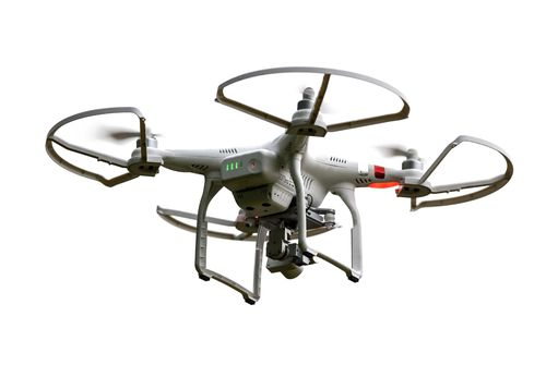 Drones will be used to monitor crowds at major events as part of the latest counter-terrorism policy by Victoria Police.