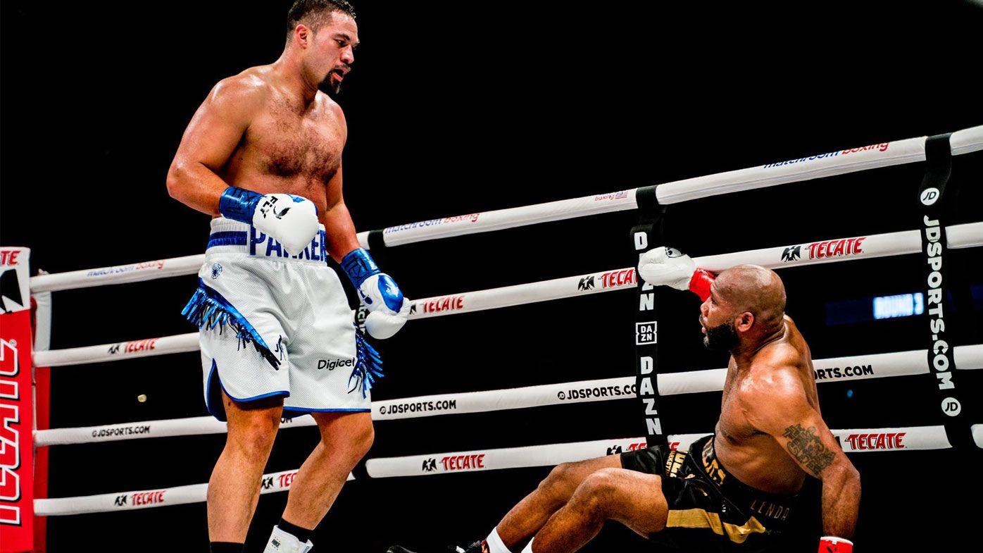 Kiwi heavyweight Joseph Parker eyes next big fight after impressive TKO victory