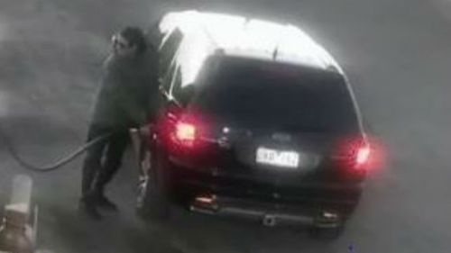 An image of a man police wish to speak to. (Victoria Police)