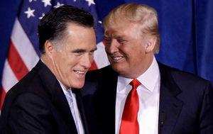 Mitt Romney first Republican to support convicting Trump in impeachment