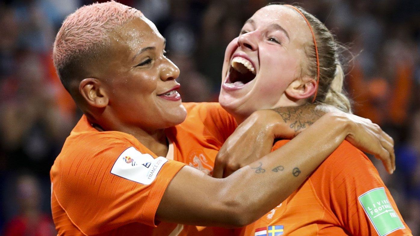 The Netherlands beat Sweden to reach Women's World Cup final against USA