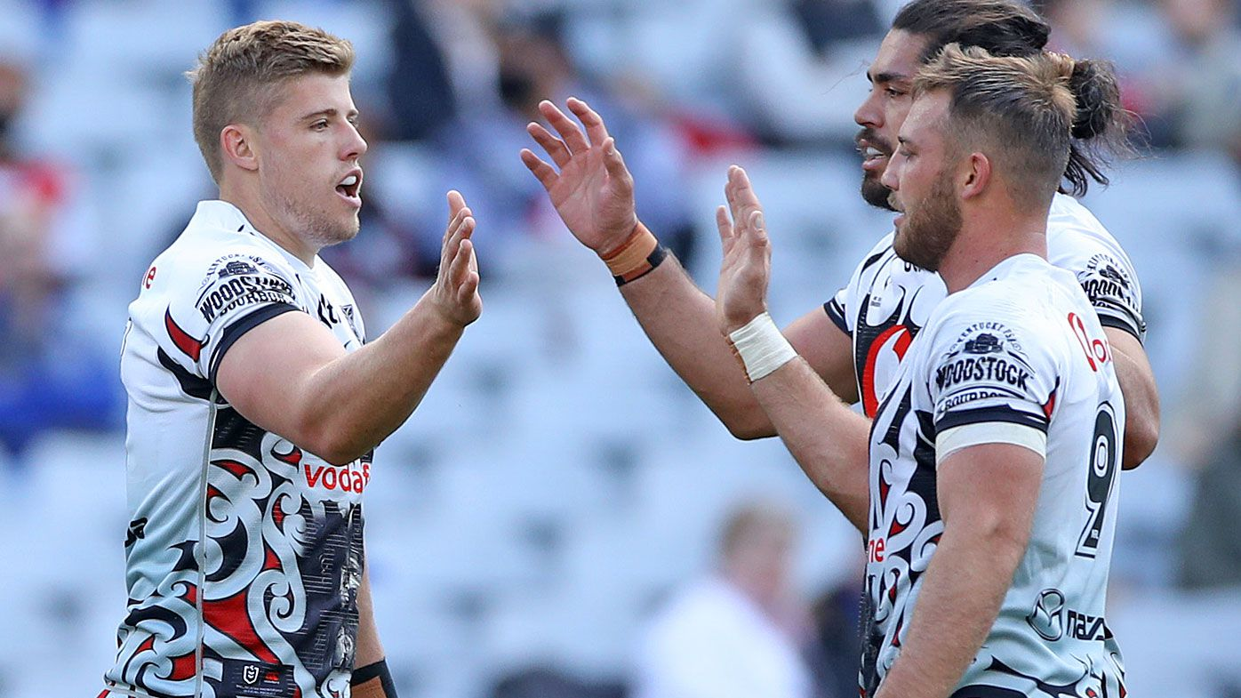 'Moneyball' youngster Jack Murchie has day out in Warriors comeback over Bulldogs