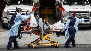 America is heading for virus disaster and Australia must prepare