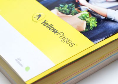 <strong>Yellow Pages</strong>