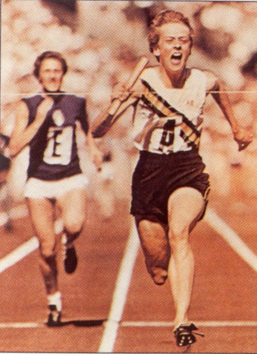 Betty Cuthbert was awarded the honour posthumously. (AAP)