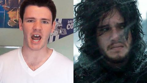 Must-watch: Guy's spot-on Game of Thrones season four impressions go viral