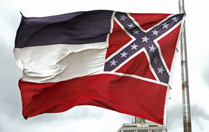 Mississippi becomes last US state to vote to remove Confederate emblem from its flag