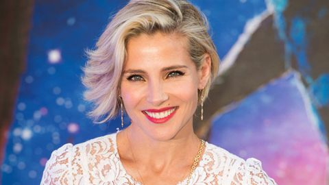 Elsa Pataky attends Guardians of the Galaxy.