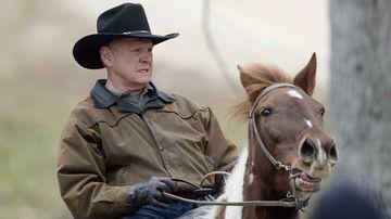 Roy Moore: Accused sex predator faces voters in Alabama today
