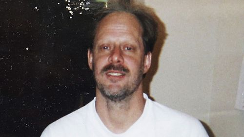 Stephen Paddock killed 59 people and injured more than 500 others when he opened fire at the festival last night. (AP)