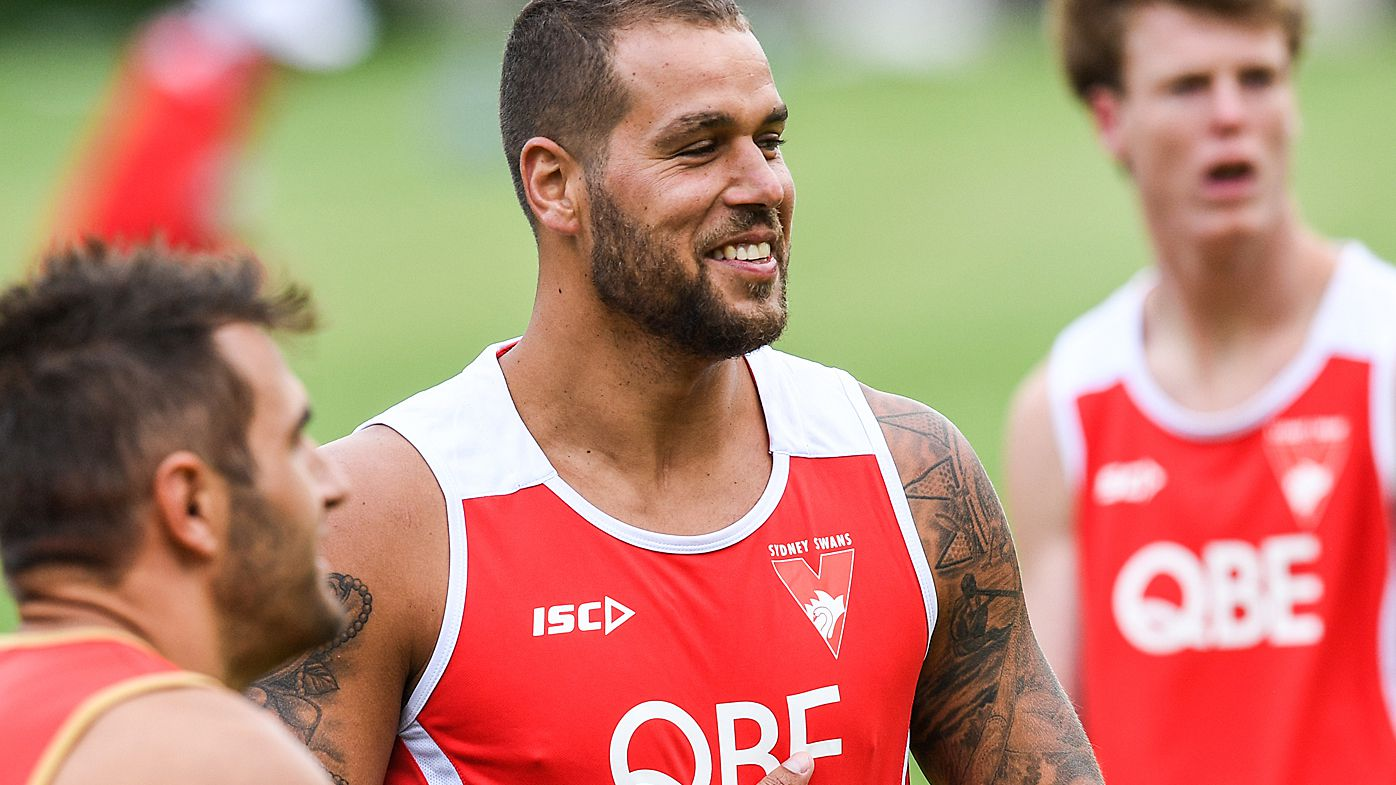 Sydney Swans forward Lance Franklin to miss game against old side Hawthorn