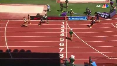 South African world champion Caster Semenya dominates 800m in Oregon