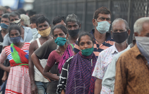 India records one million cases of COVID-19 and it's the poorest who are hardest hit