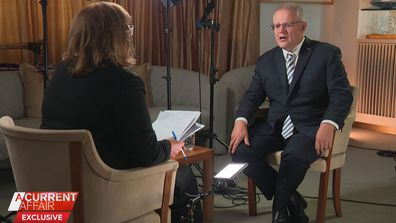 Grimshaw sat down with the Prime Minister in March this year.