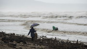 Clean up continues after storms hit NSW South Coast