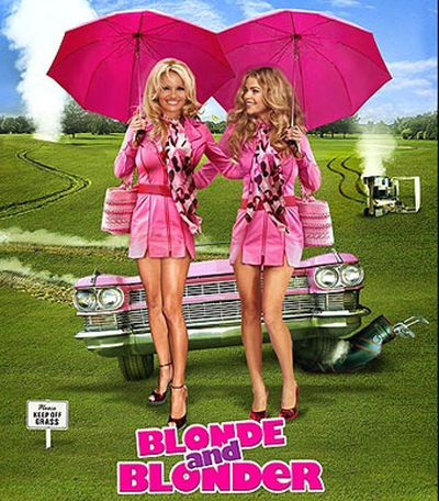 <p><i>Blonde and Blonder</i>(2008)</p>