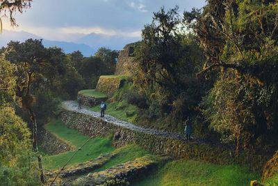 <strong>Inca Trail, Peru&nbsp;</strong>