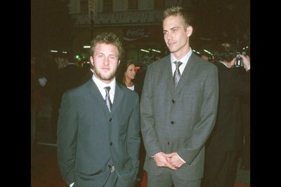 Born in California in 1973, Paul began his career at two-years old when he starred in a Pampers TV ad, but his big Hollywood break came with the 1999 movie <i>Varsity Blues</i> with Scott Caen (pictured) in which he played Coyotes' quarterback, Lance Harbor.