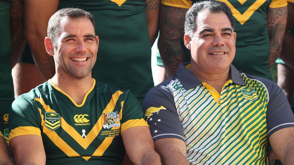 Kangaroos to make final call on Thurston