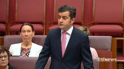 China accuses Australian media of 'racist undertones' following Dastyari donation