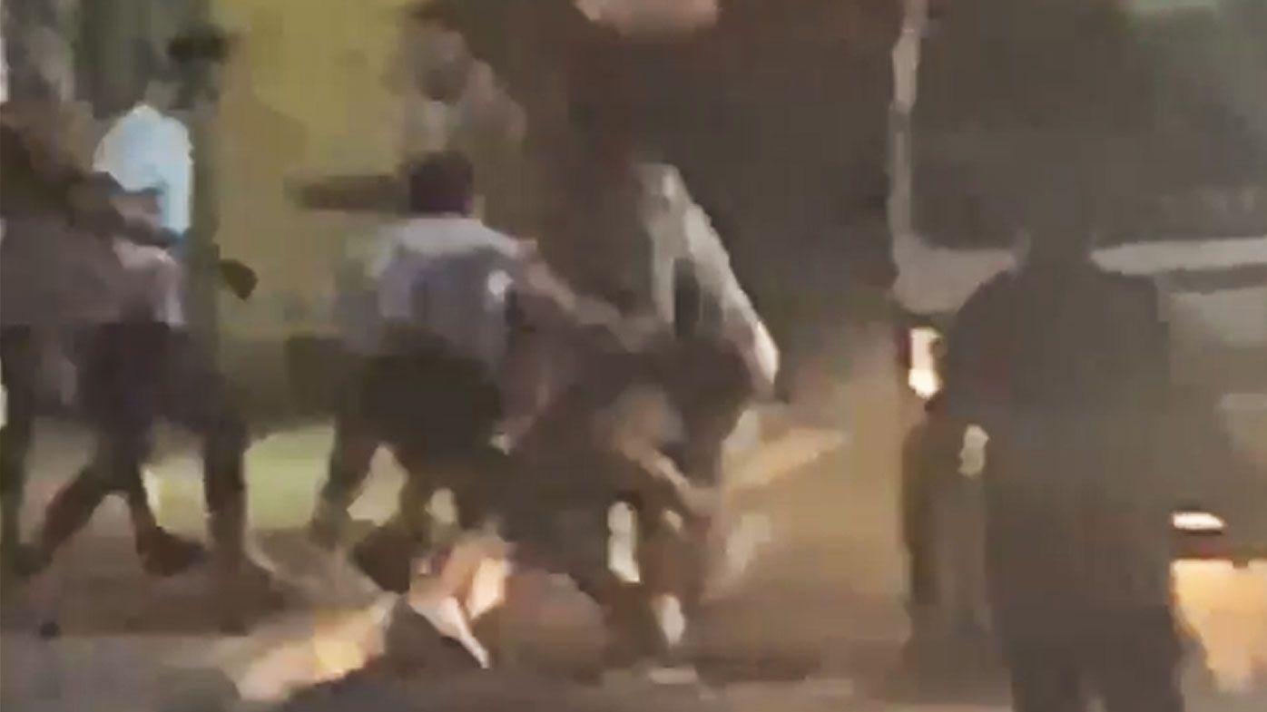 NRL Integrity Unit investigating star allegedly involved street brawl – Wide World of Sports