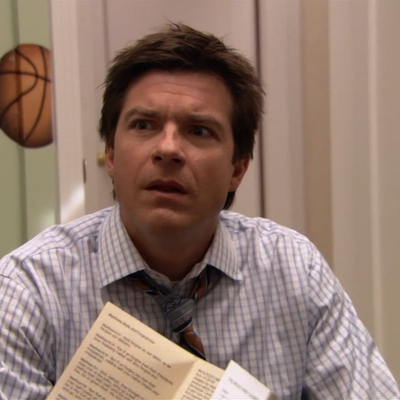 Jason Bateman as Michael Bluth: Then