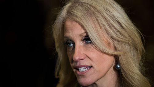 Trump names Kellyanne Conway White House counsellor