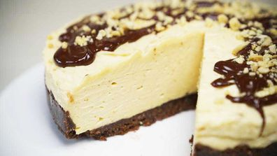 Easy and stunning peanut butter cheesecake is your new favourite dessert