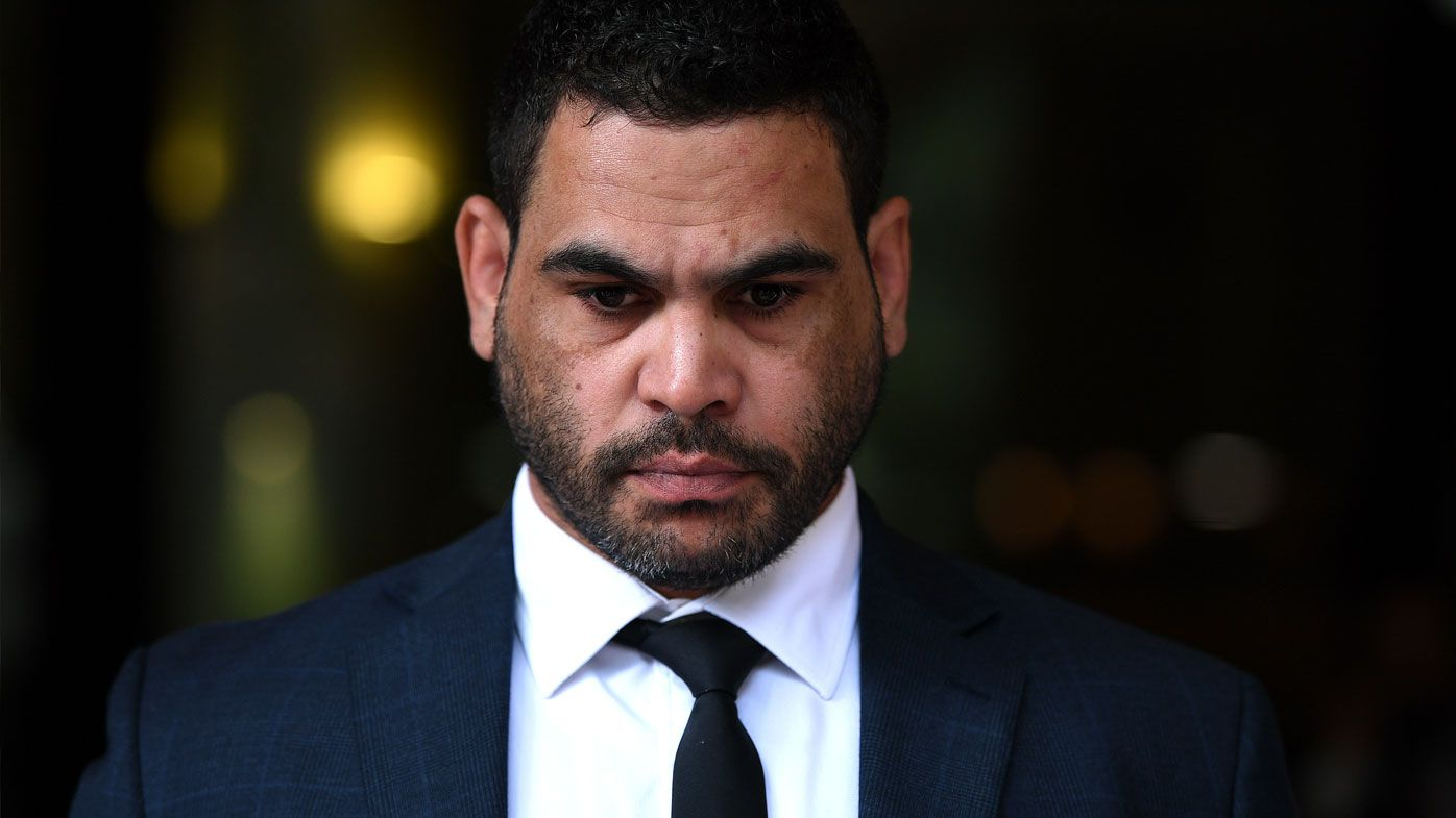 REPORT: Greg Inglis to miss start of NRL season sitting 15kg overweight
