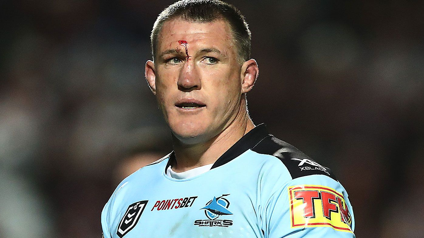 EXCLUSIVE: Paul Gallen reveals the change NRL needs to win war on wrestling