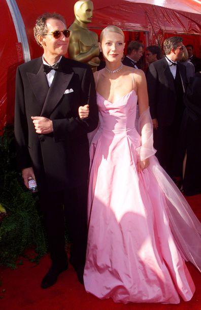 Gwyneth Paltrow and dad Bruce Paltrow
