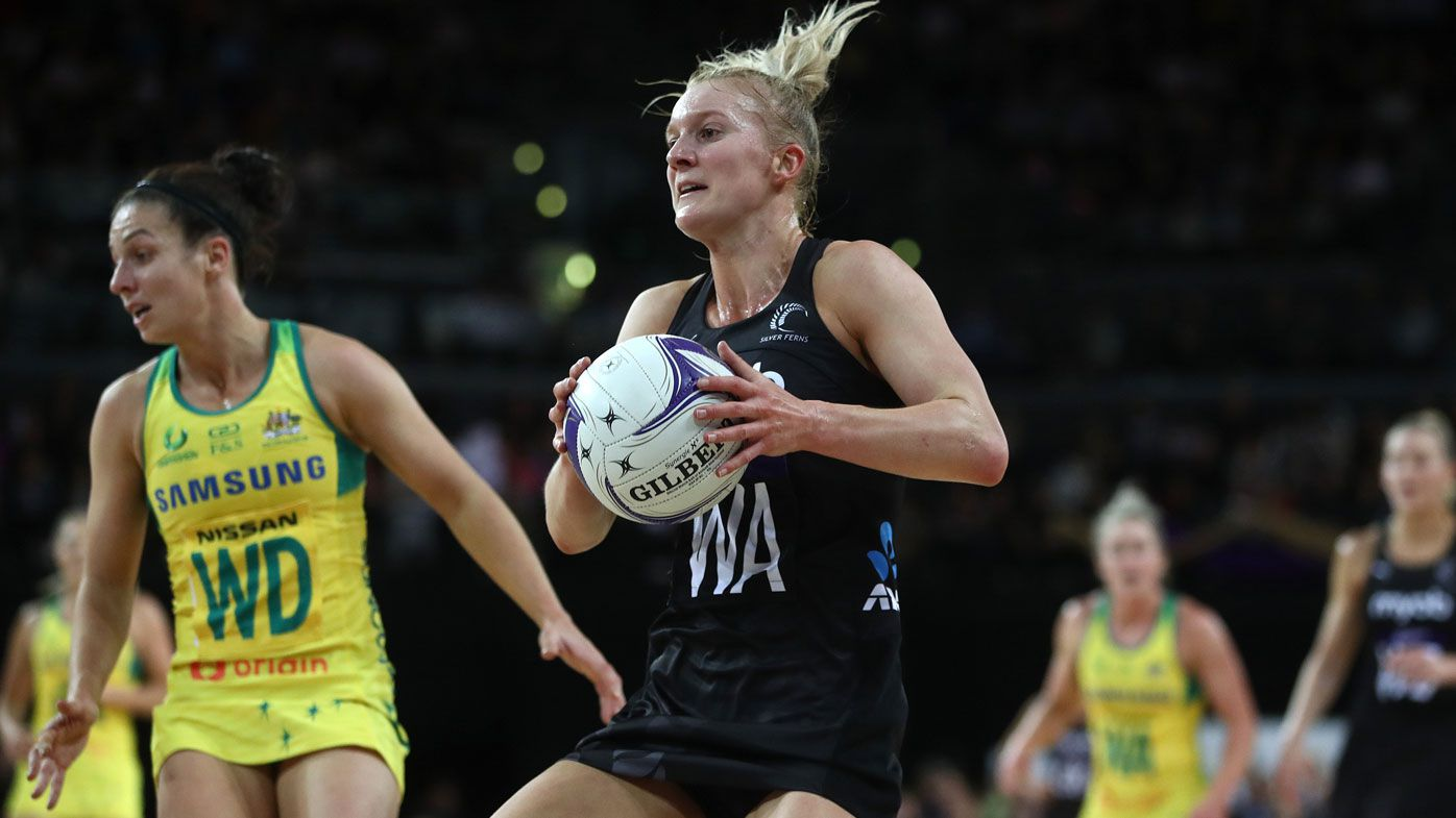 Diamonds shine to equal Kiwi series 48-42 in Auckland