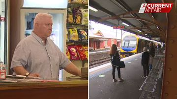 Victory for 'Aussie battler' who fought to keep railway kiosk open
