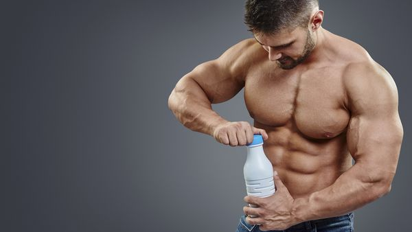 Four Litres Of Milk A Day Does The Internet S Classic Muscle Building Tip Actually Work 9coach