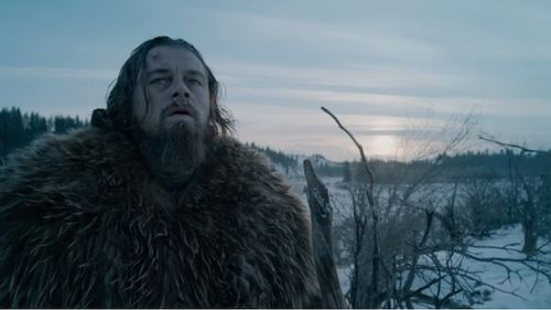 Leonardo DiCaprio in 'The Revenant'. (Twentieth Century Fox)
