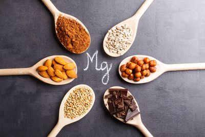 <strong>Master your magnesium intake</strong>