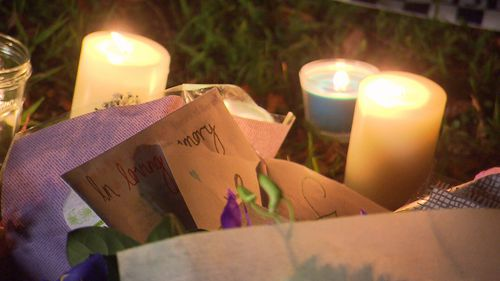 Police are still trying to piece together exactly what happened in the lead-up to their deaths. Picture: 9NEWS