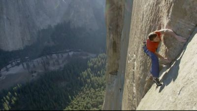 El Capitan is considered on of the most challenging climbs in the world. (9NEWS)