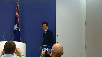 Blowtorch applied to Senator Sam Dastyari