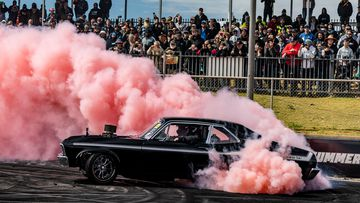 Burnout master championed at Australia's NATS 2021 Ultimate Festival of Wheels
