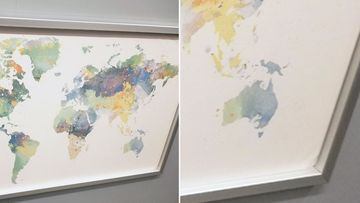 Global furniture retailer IKEA has garnered online infamy after a bemused customer shared a photo of a map that notably did not include New Zealand.