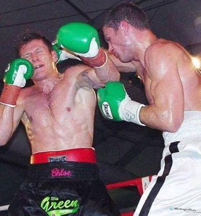 Jason De Lisle fights big Aussie name, Danny Green