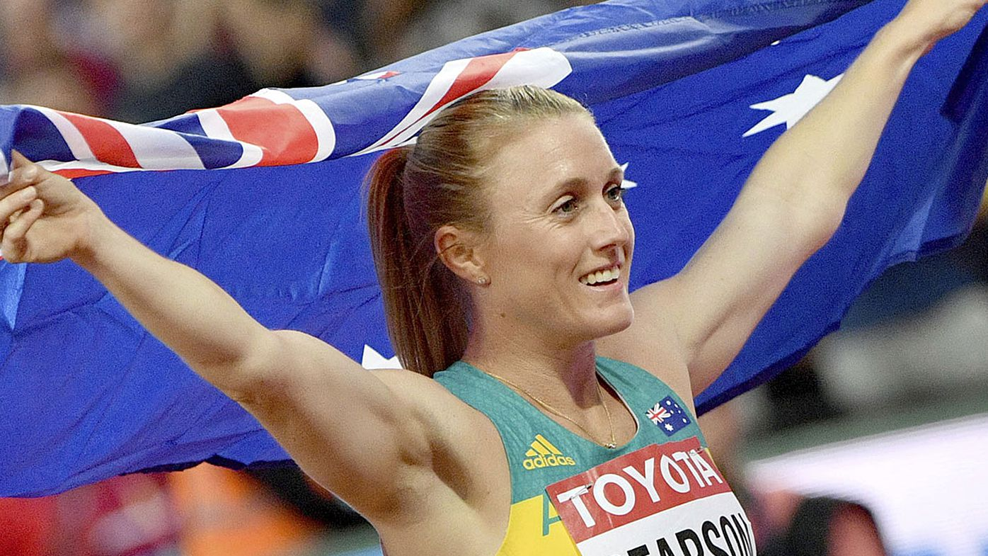 Sally Pearson's ruled out with Achilles injury