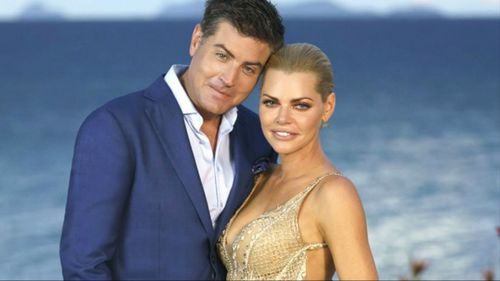 There have been doubts raised over whether the couple are still together.