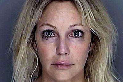 Once the poster girl for MILFs everywhere, Heather took a turn for the worse early last year when she was for a hit-and-run accident near her Los Angeles home.<br/><br/> After the charges were dropped due to insufficient evidence the former <i>Melrose Place</i> star checked herself into rehab for an addiction to prescription drugs, but discharged herself only a month later, apparently not having taken care of the problem.