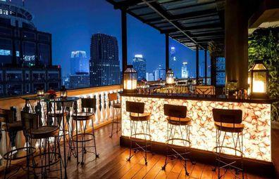 Speakeasy Bar, Muse Hotel