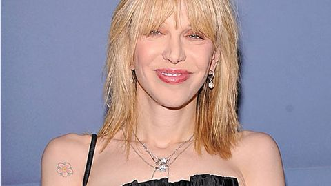 Smoking crack turned Courtney Love into a maths genius, says Courtney Love