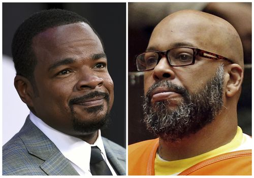 """While awaiting trial, Knight was also accused of threatening """"Straight Outta Compton"""" director F. Gary Gray."""
