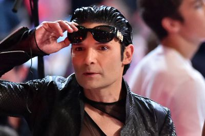 Corey Feldman: Now...