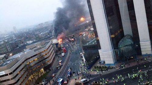 British helicopter pilot was texting when he crashed in London street: Reports
